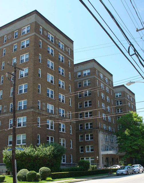 Pictures Cathedral Mansions Apartments Shadyside Area Of Pittsburgh Apartment Complex