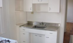 Cathedral Mansions Apartments Kitchen 2